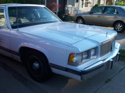 DadsCamaro216 1992 Ford Marquis