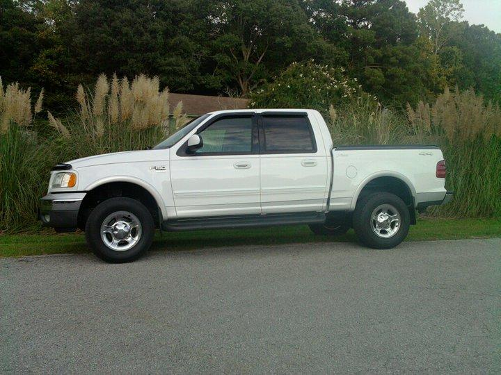 ruff_ryda_3 2002 ford f150 supercrew cabshort bed 4d specs, photos