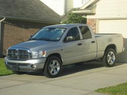 mzspeed626s 2008 Dodge Ram 1500 Quad Cab
