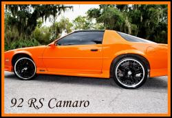 JayRock33s 1992 Chevrolet Camaro
