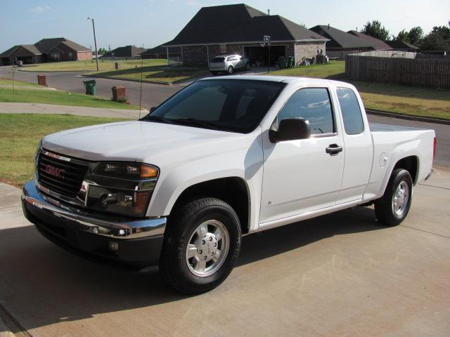 Ib2loud 2007 Gmc Canyon Extended Cabsle Pickup 4d 6 Ft Specs