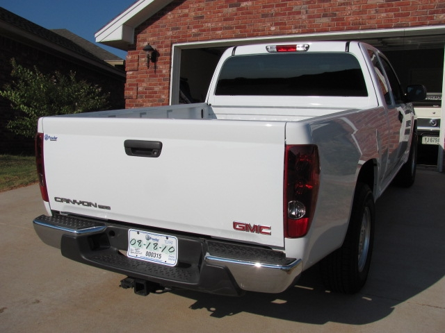 Another ib2loud 2007 GMC Canyon Extended Cab post... - 14712226