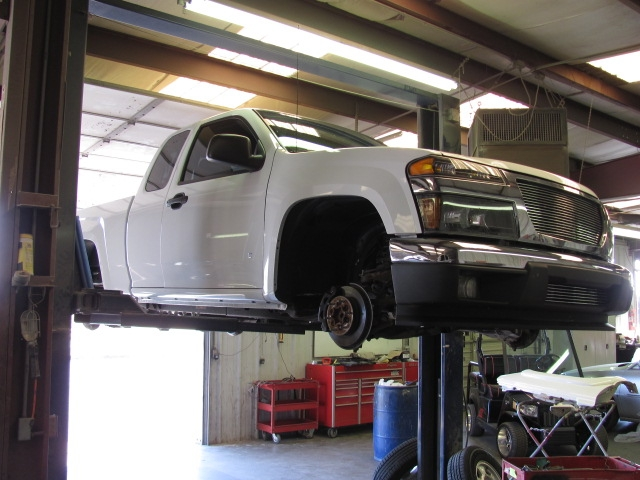 Another ib2loud 2007 GMC Canyon Extended Cab post... - 14712227