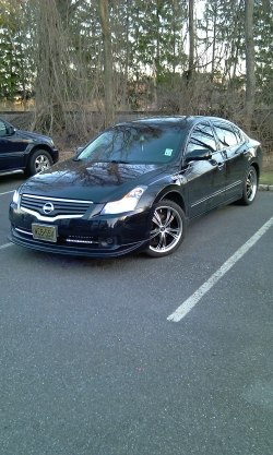 umer315s 2007 Nissan Altima 