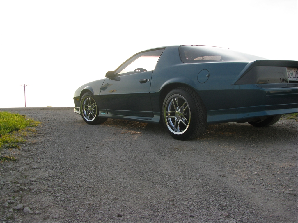 Camaro Pics With Z06 Wheels And Wheel Specs Third
