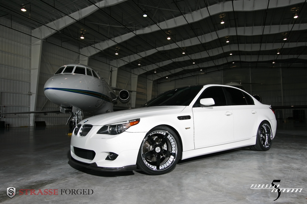 Strasse_Forged's 2008 BMW 5 Series