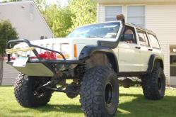 XJCLIMBERs 1999 Jeep Cherokee