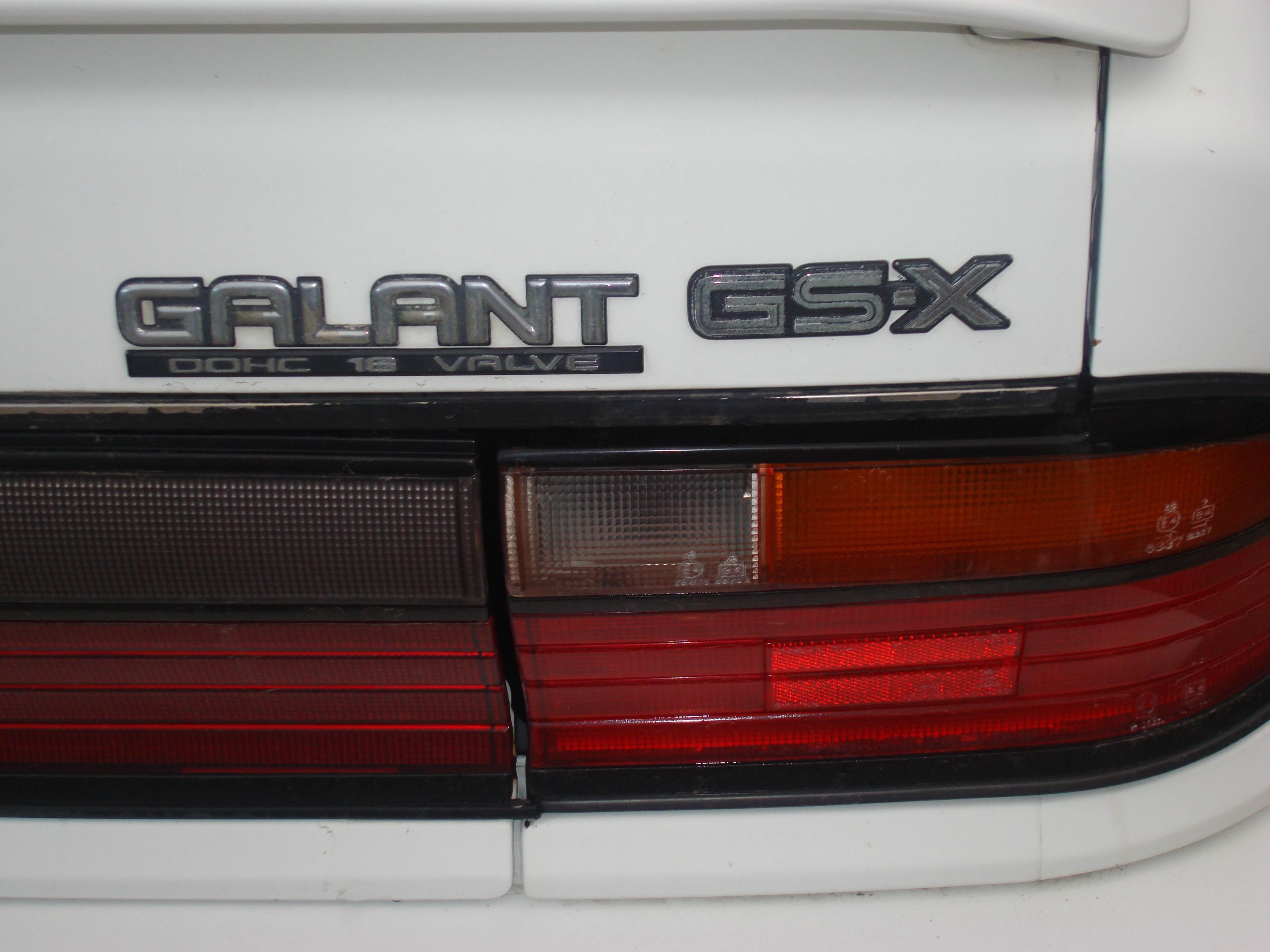 Another golden87 1990 Mitsubishi Galant post... - 14715925
