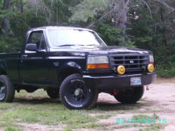 Matts94fords 1994 Ford F150 Regular Cab