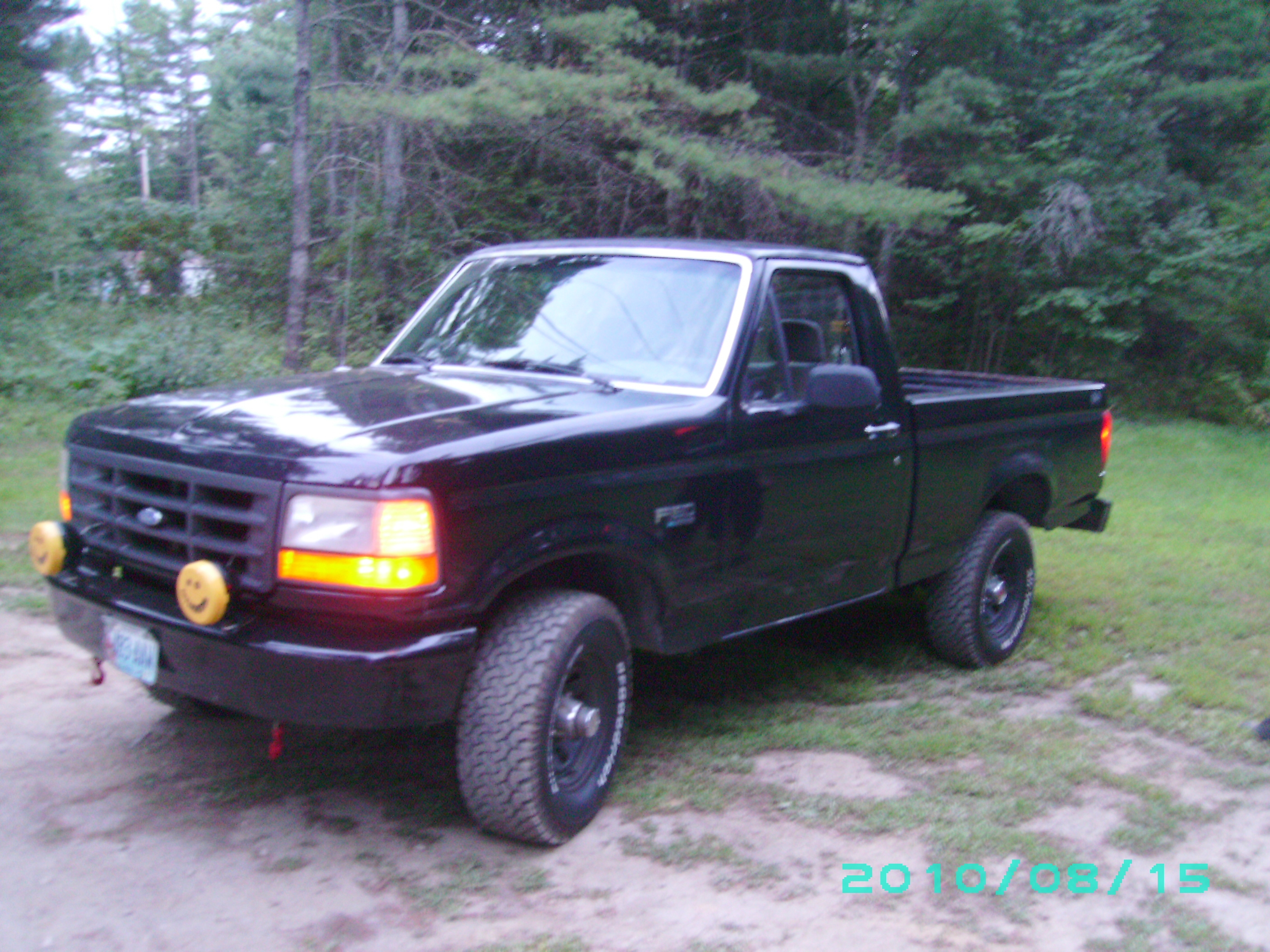 1994 ford f 150 blacked out ford get free image about wiring diagram
