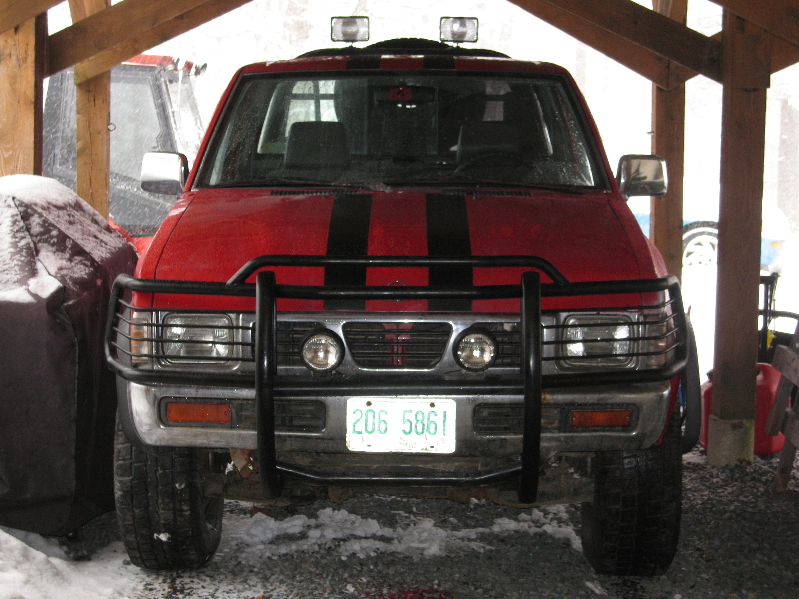Another dannfs 1997 Nissan D21 Pick-Up post... - 14716831
