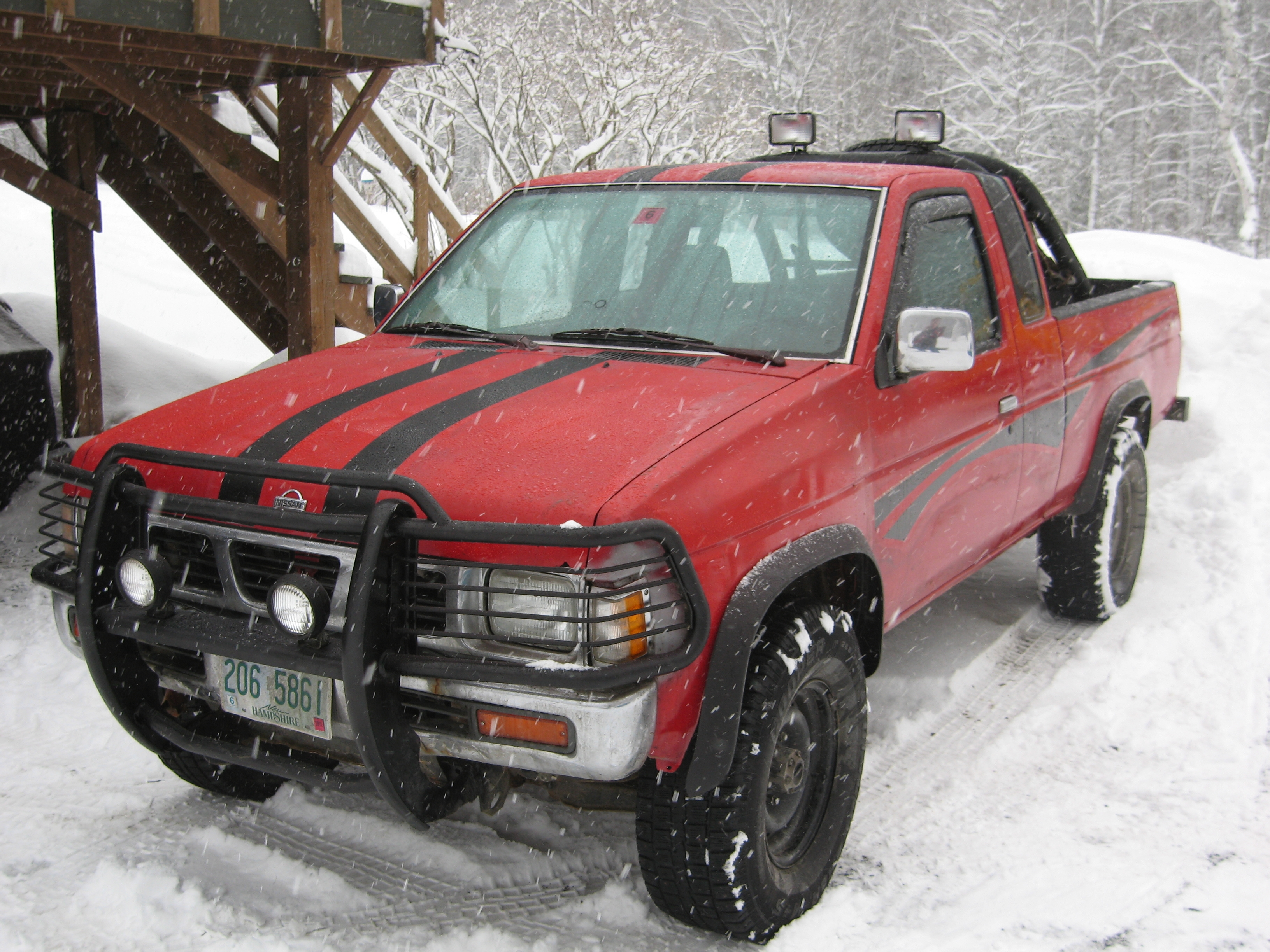 Another dannfs 1997 Nissan D21 Pick-Up post... - 14716833