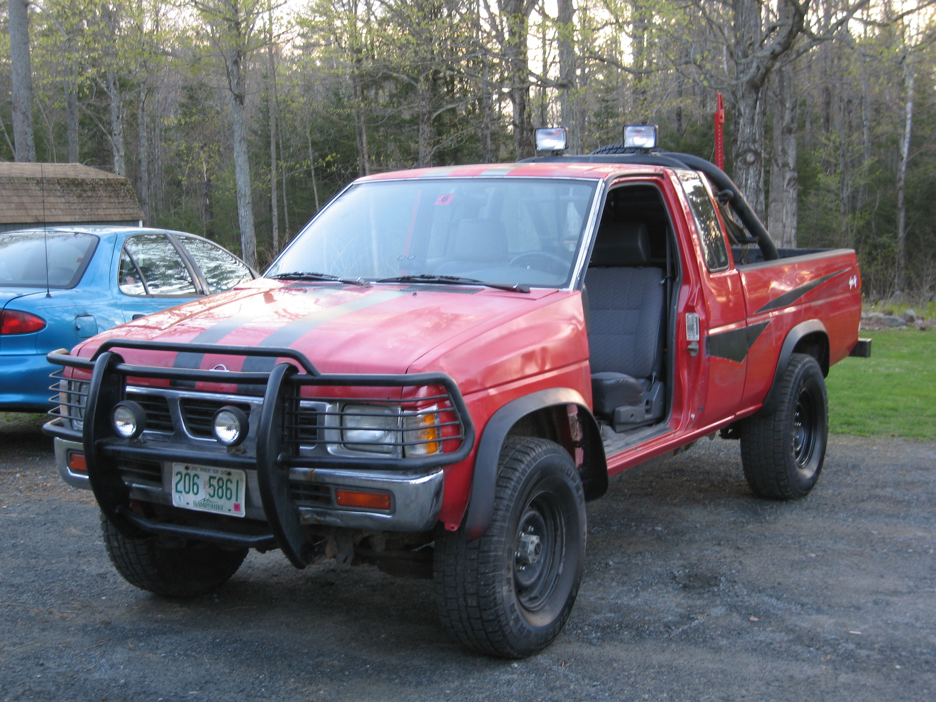 Another dannfs 1997 Nissan D21 Pick-Up post... - 14716838