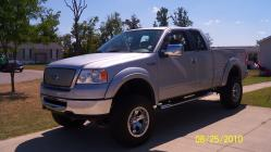 Pfcstrobels 2006 Ford F150 Super Cab