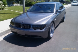DLCCUSTOMSs 2004 BMW 7 Series