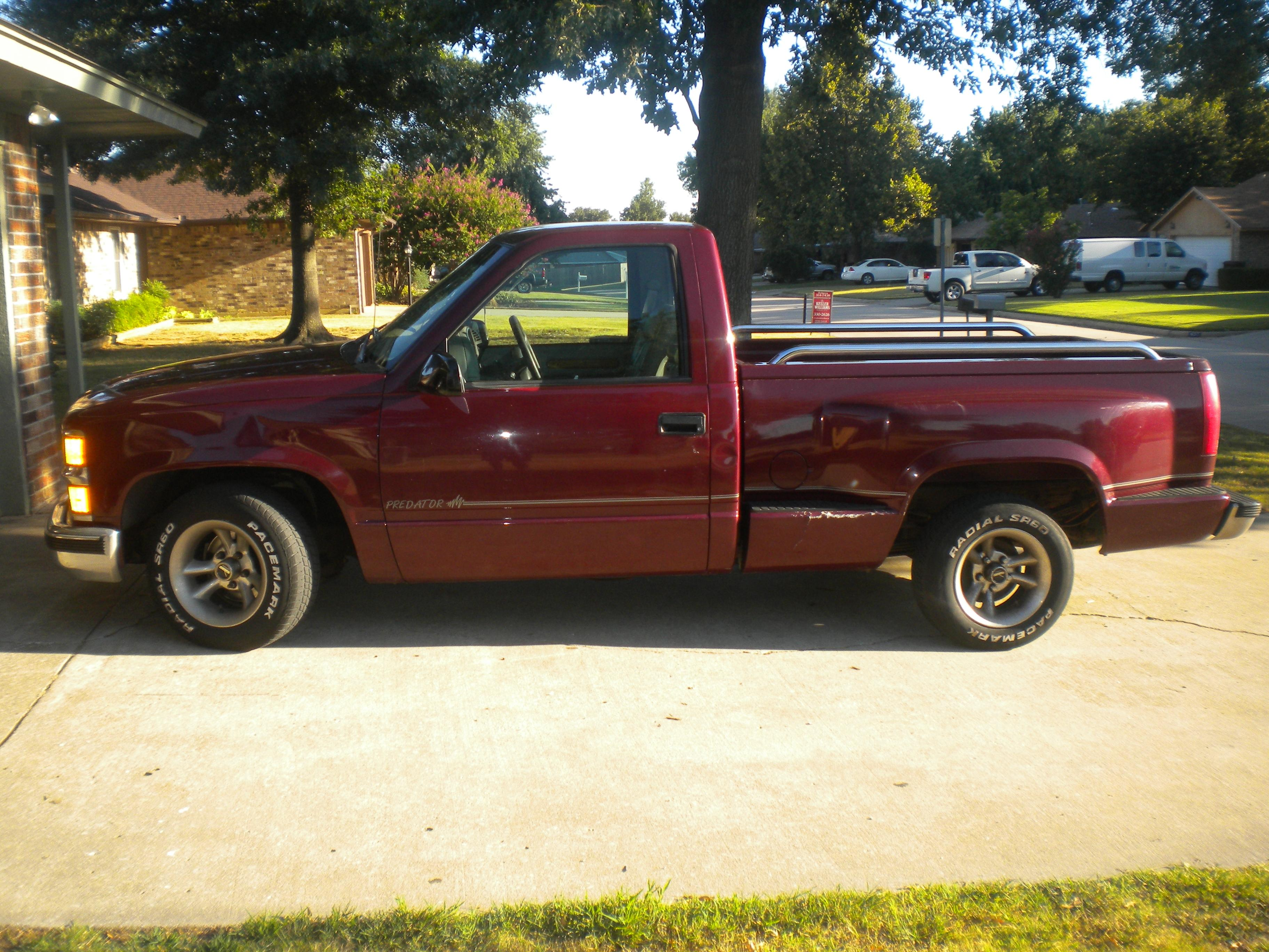 2001 Chevy Silverado Single Cab For Sale