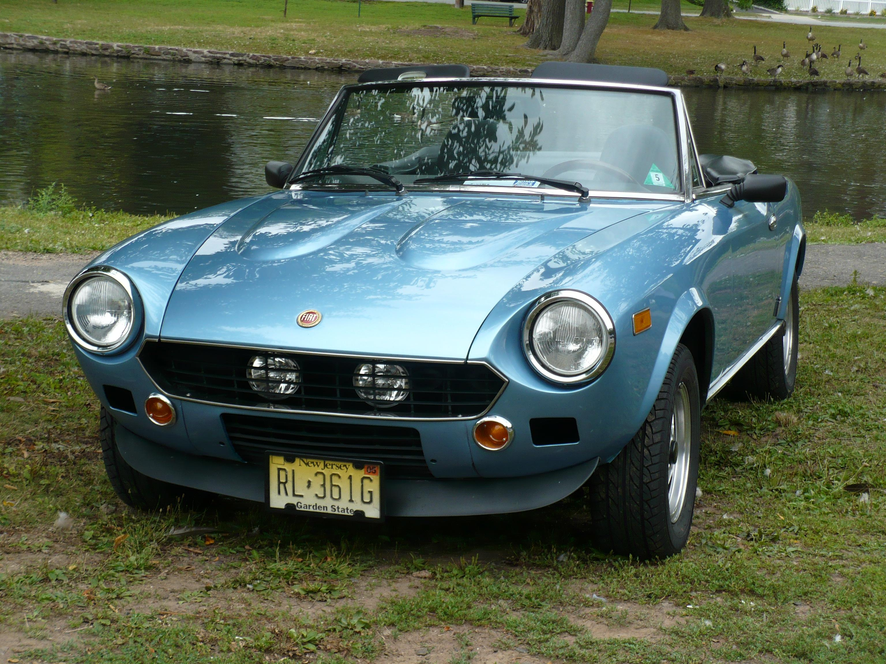 Fiatteacher1 1981 Fiat Spider Specs Photos Modification Info At 1971 124 Sport 38790764001 Original