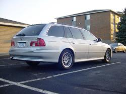 redrocket91rts 2002 BMW 5 Series