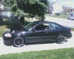 guzzomatts 1998 Honda Civic
