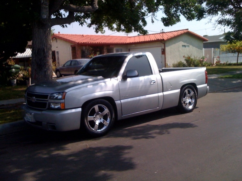 another singlecabss 2003 chevrolet silverado 1500 regular cab post 2884340 by singlecabss. Black Bedroom Furniture Sets. Home Design Ideas