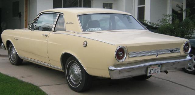 ktown66's 1966 Ford Falcon