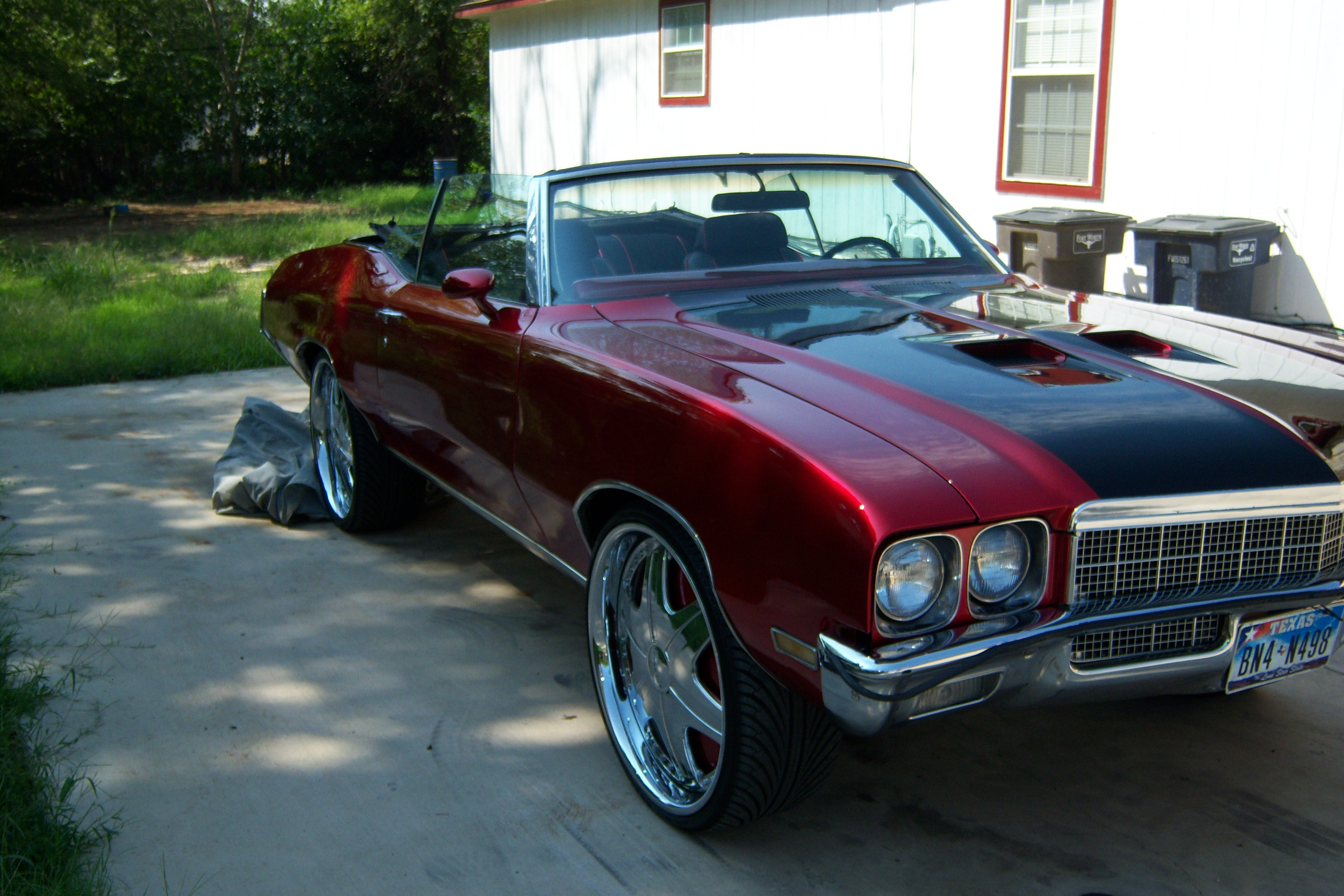 Another blackwood24s 1972 Buick Gran Sport post... - 14719213