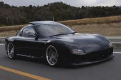 iknwftbls 1994 Mazda RX-7