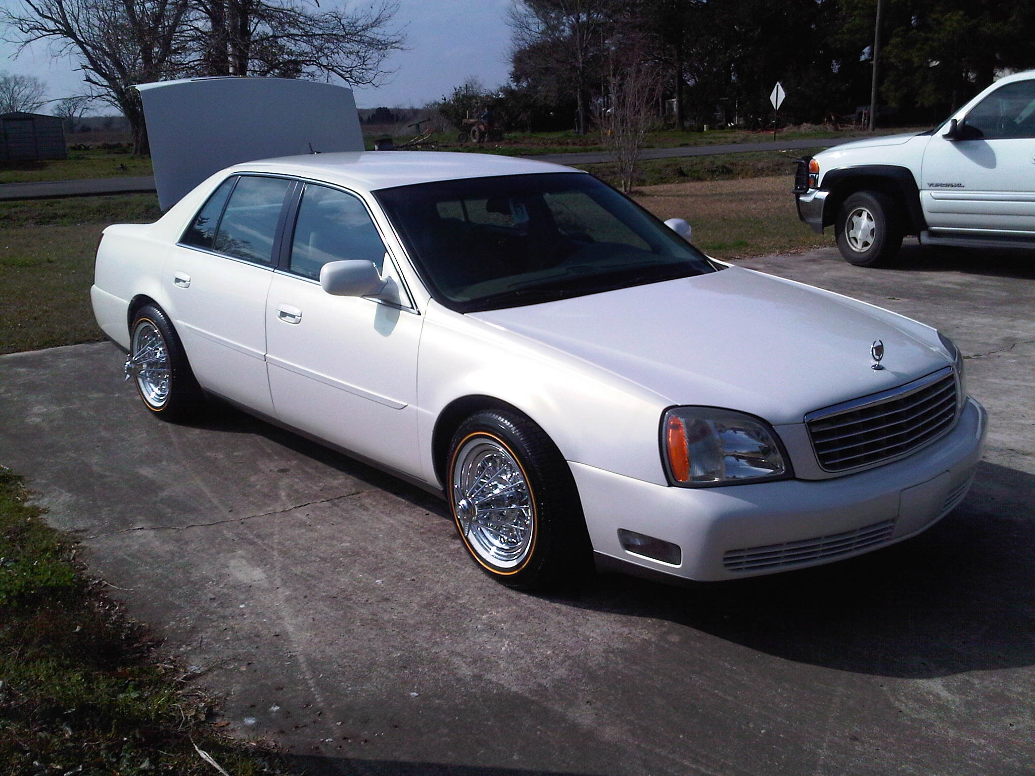 Another biglance45 2005 Cadillac DeVille post... - 14719690