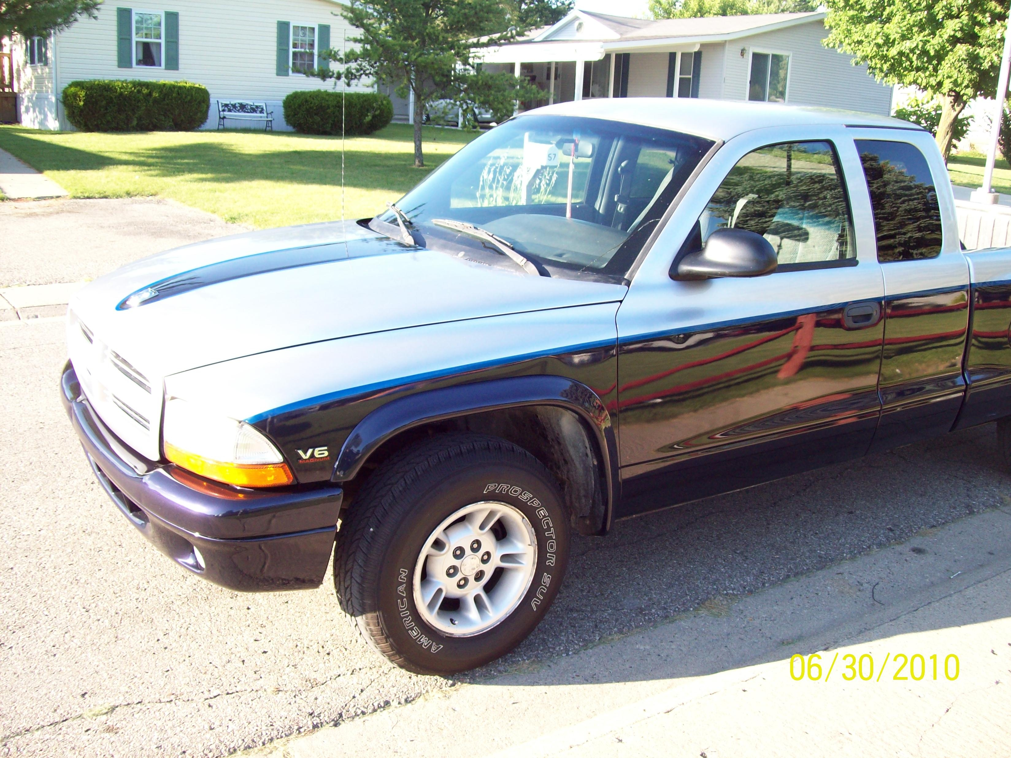 Redhead1990 1999 Dodge Dakota Extended Cab Specs Photos