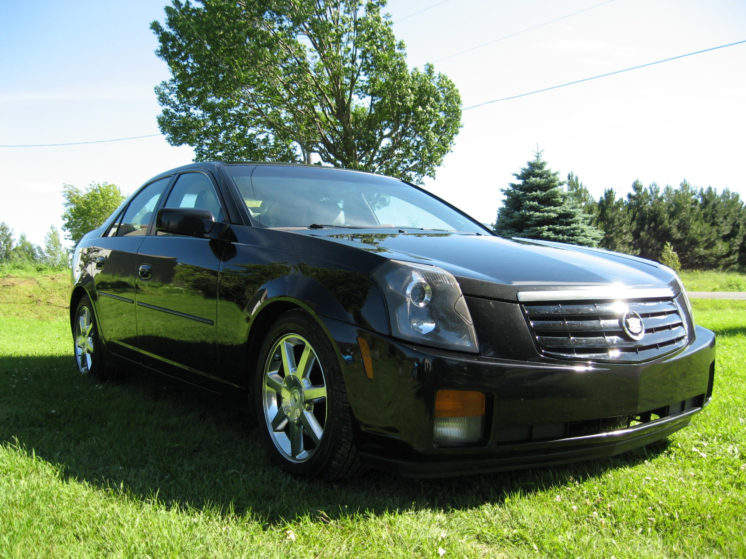 qcgtz31 2005 cadillac ctssedan 4d specs photos. Black Bedroom Furniture Sets. Home Design Ideas