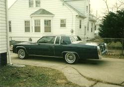 triplet813s 1984 Cadillac DeVille