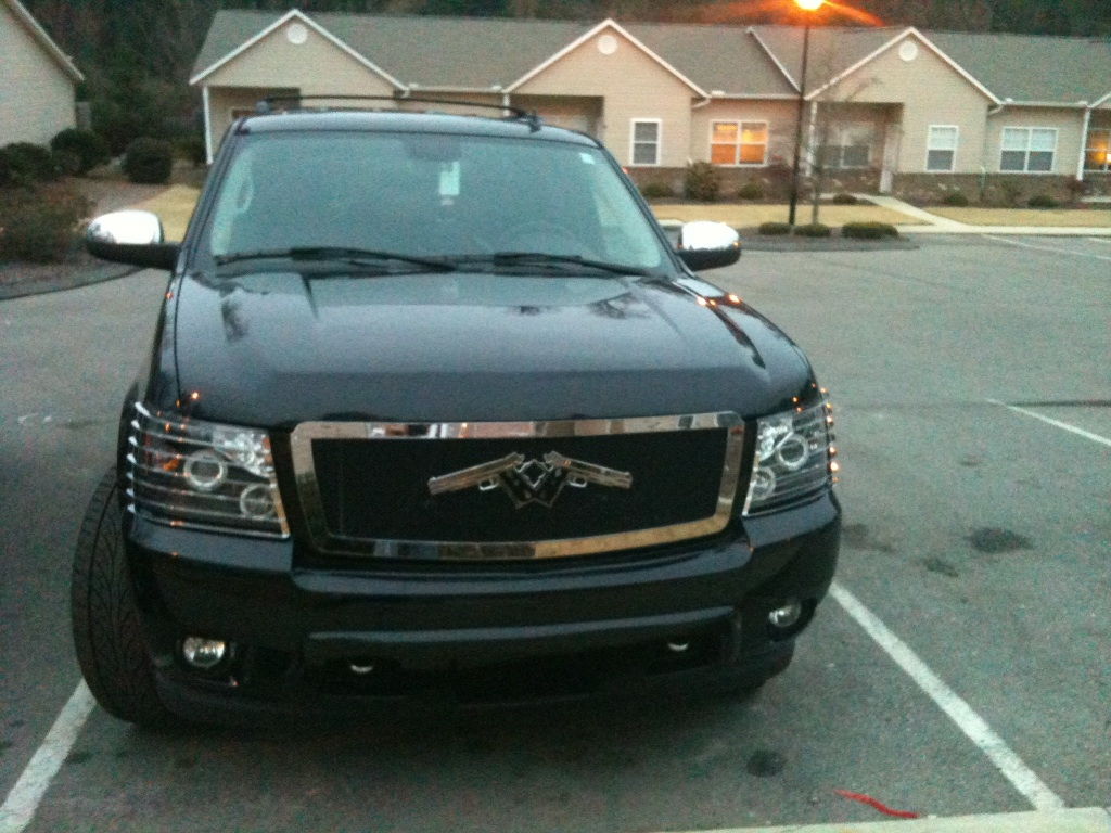 Another elidel1 2008 Chevrolet Tahoe (New) post... - 14717781