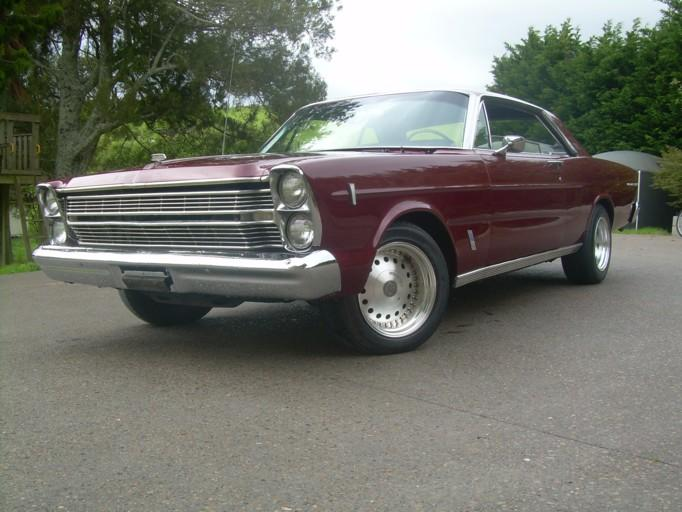 MUSTANGNED 1966 Ford Galaxie