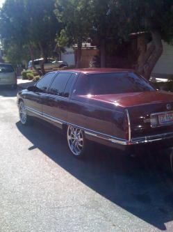 gomez661s 1996 Cadillac DeVille