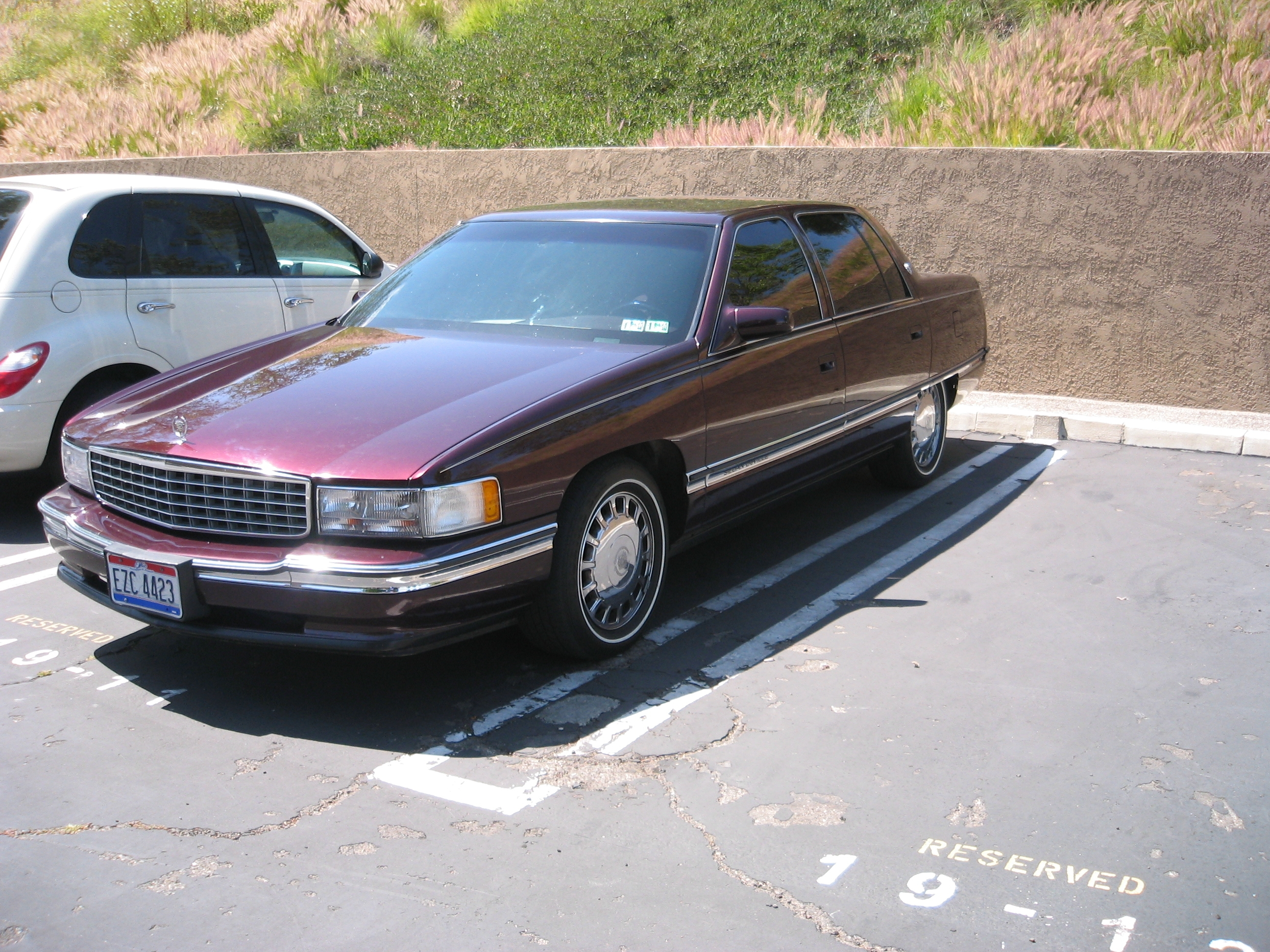 gomez661 39 s 1996 cadillac deville sedan 4d in valencia ca. Cars Review. Best American Auto & Cars Review
