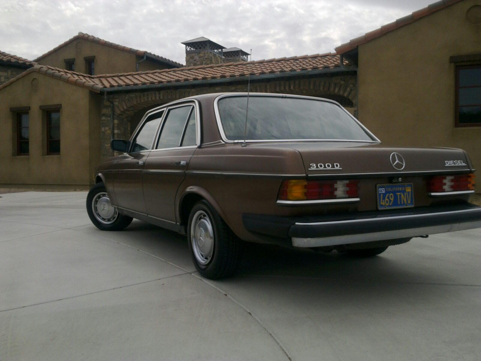 Another auditts 1977 Mercedes-Benz 300D post... - 14721492