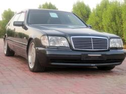 alyehlis 1995 Mercedes-Benz S-Class