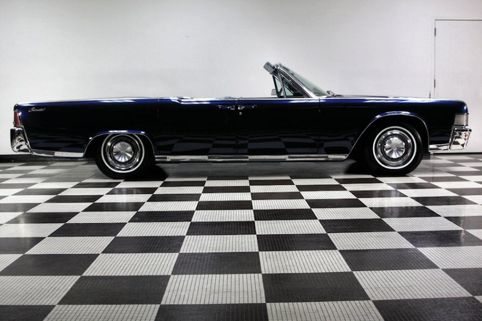 Another SLVRSL55 1965 Lincoln Continental post... - 14722056