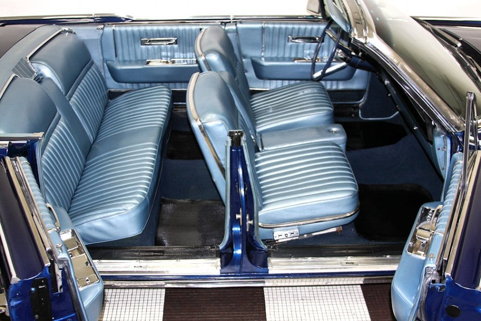 Another SLVRSL55 1965 Lincoln Continental post... - 14722059