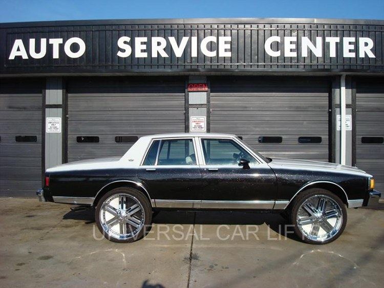 1989 Chevrolet Caprice Classic - harrisburg, PA owned by 93prizzylsi ...