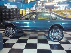 sschevy96 1996 Chevrolet Caprice Classic