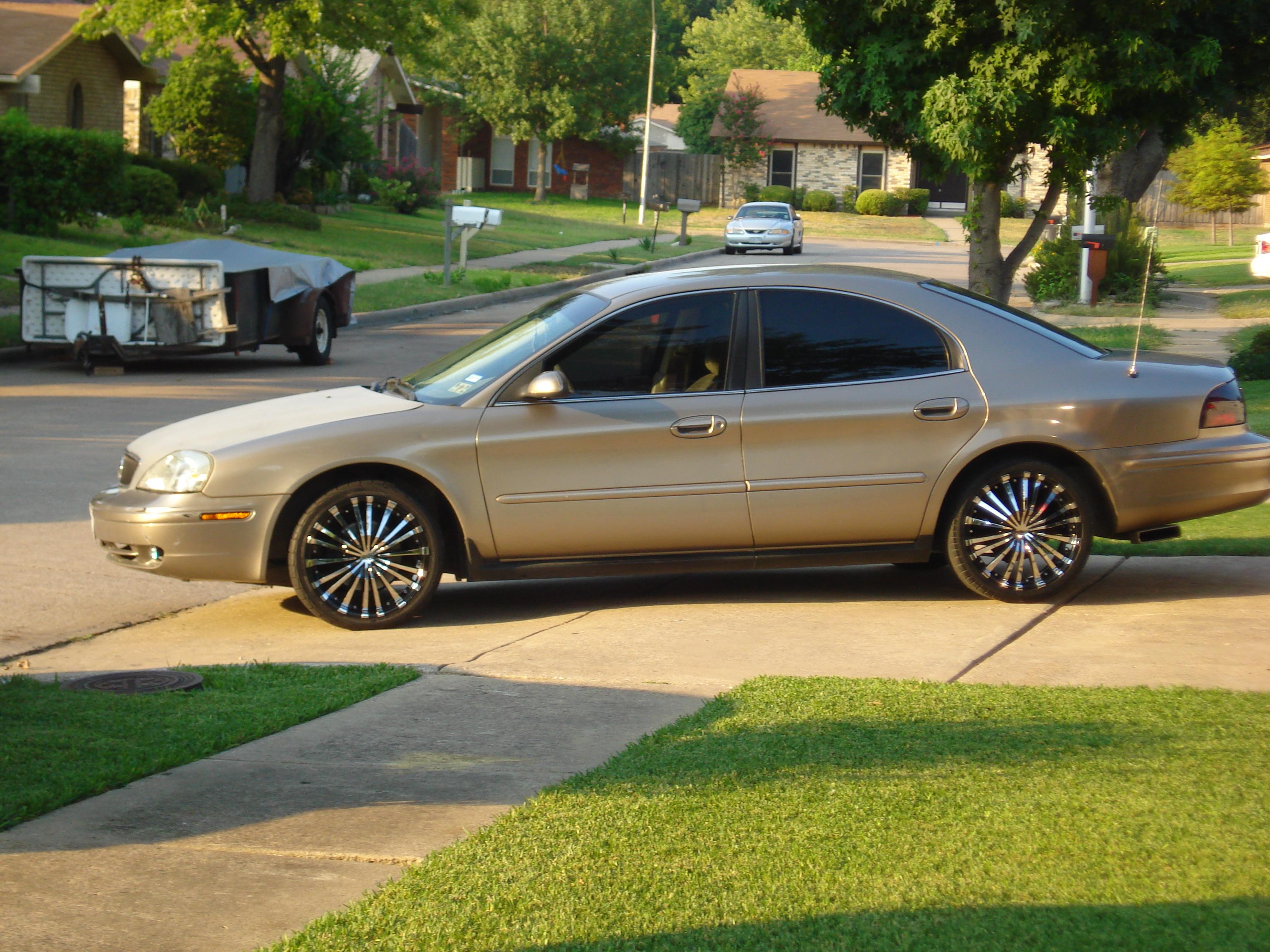 BIG214's 2003 Mercury Sable