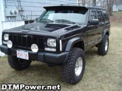 JonSorgis 1999 Jeep Cherokee