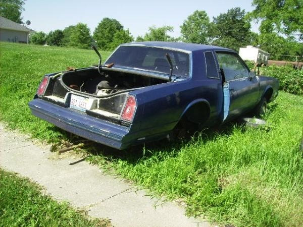 Another StreetRealities 1981 Chevrolet Monte Carlo post... - 14723391