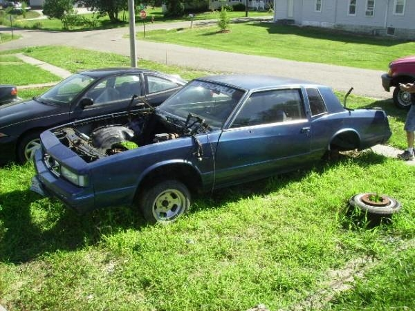 Another StreetRealities 1981 Chevrolet Monte Carlo post... - 14723392