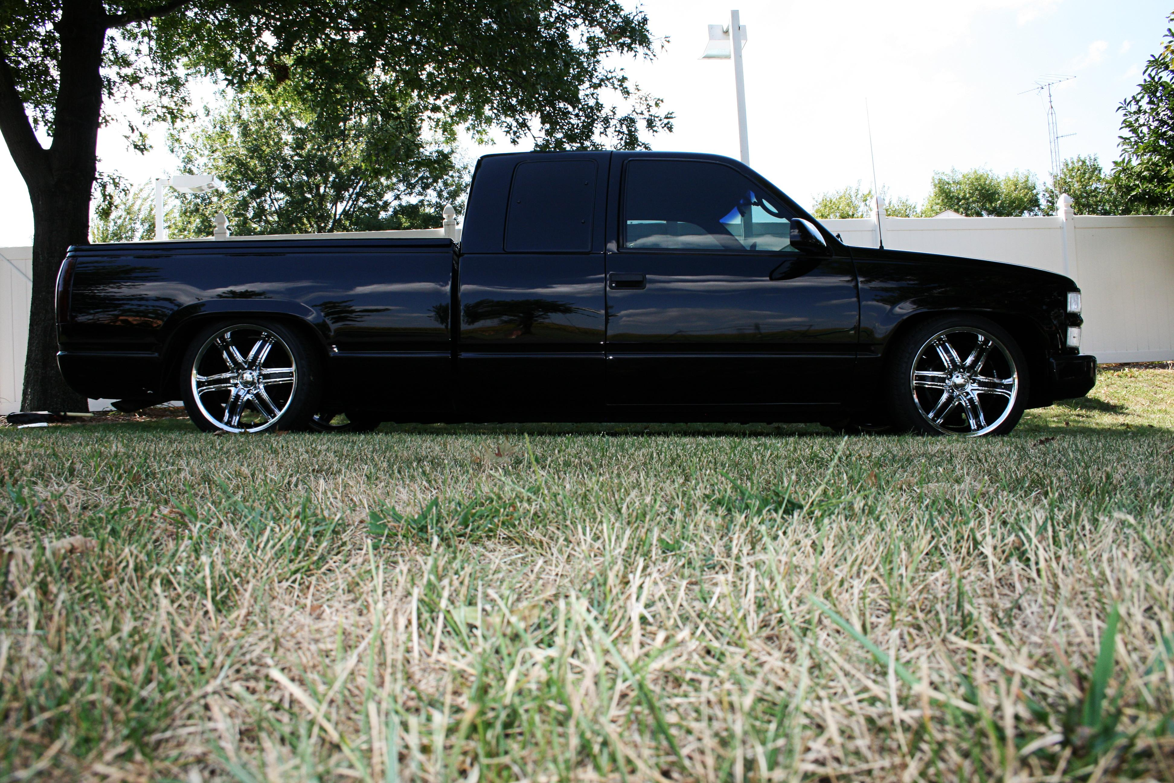 peejayhart 1996 Chevrolet 1500 Extended Cab