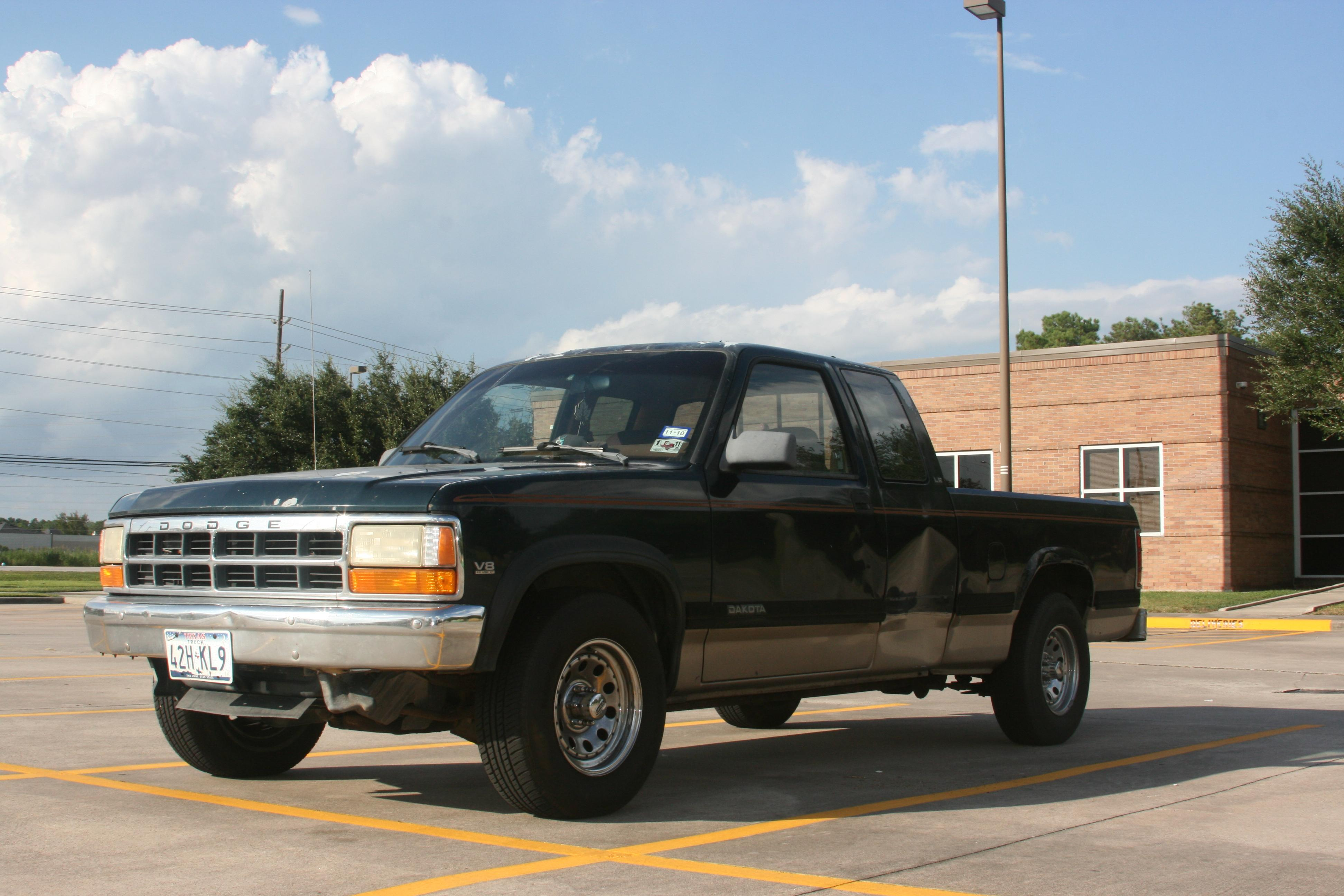 92dakotaV8 1992 Dodge Dakota Extended Cab 14723833
