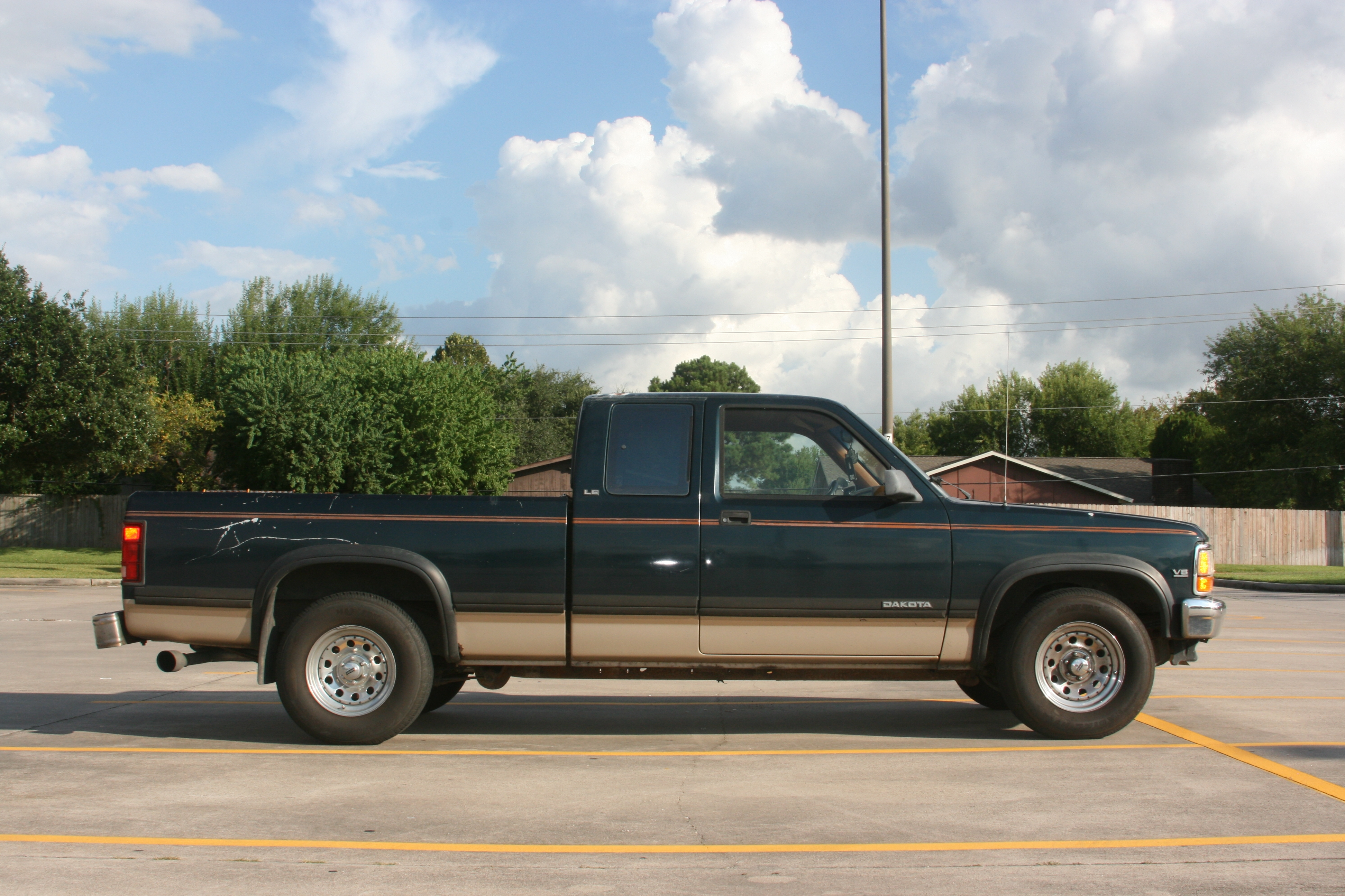92dakotaV8 1992 Dodge Dakota Extended Cab 14723835