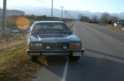 RunyonRacings 1986 Ford LTD Crown Victoria