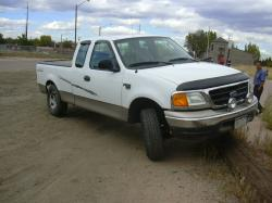 RunyonRacing 2004 Ford F150 (Heritage) Super Cab